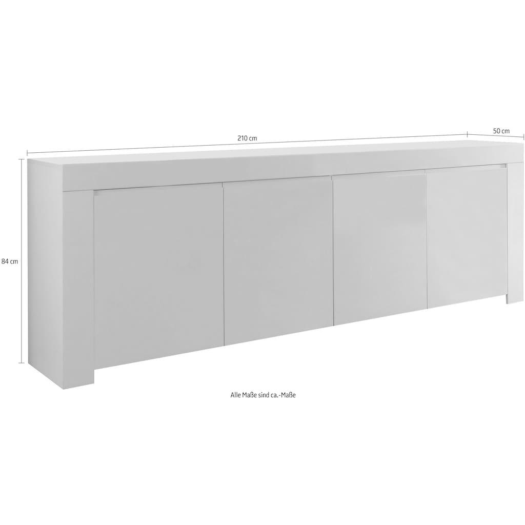 LC Sideboard »Amalfi«, Breite 210 cm