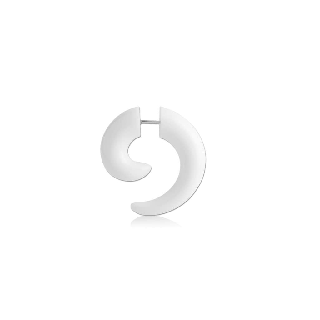 BodyJewel Fake-Spirale »Kunstharz + Chirurgenstahl 316L«