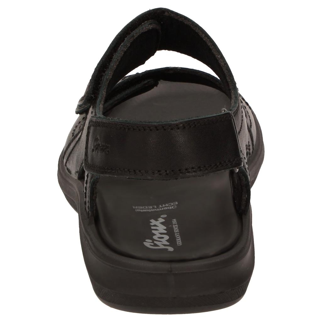 SIOUX Sandale »Luamic-701«