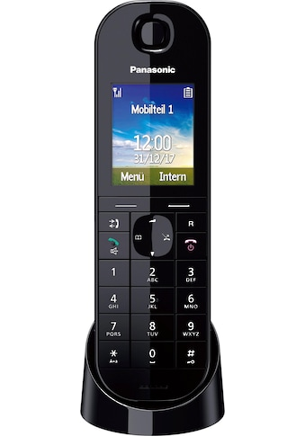 Panasonic »KX - TGQ400« Schnurloses DECT - Telefon kaufen