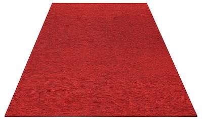 my home Teppich »Piero«, rechteckig, 2 mm Höhe, angenehm weich, Wohnzimmer kaufen