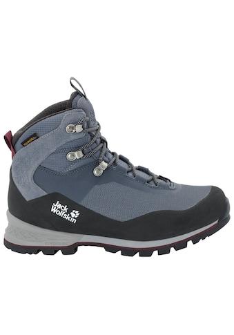 Jack Wolfskin Trekkingschuh »WILDERNESS LITE TEXAPORE MID W« kaufen