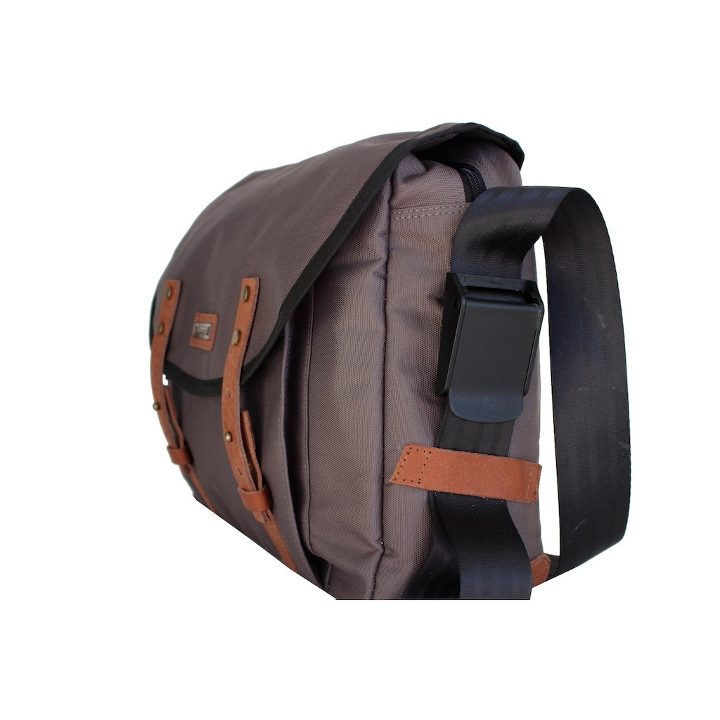 Margelisch Messenger Bag »Textor 1«, im modischen Retrolook