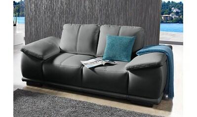 sit&more 2,5-Sitzer, mit extrabreiten Armlehnen kaufen