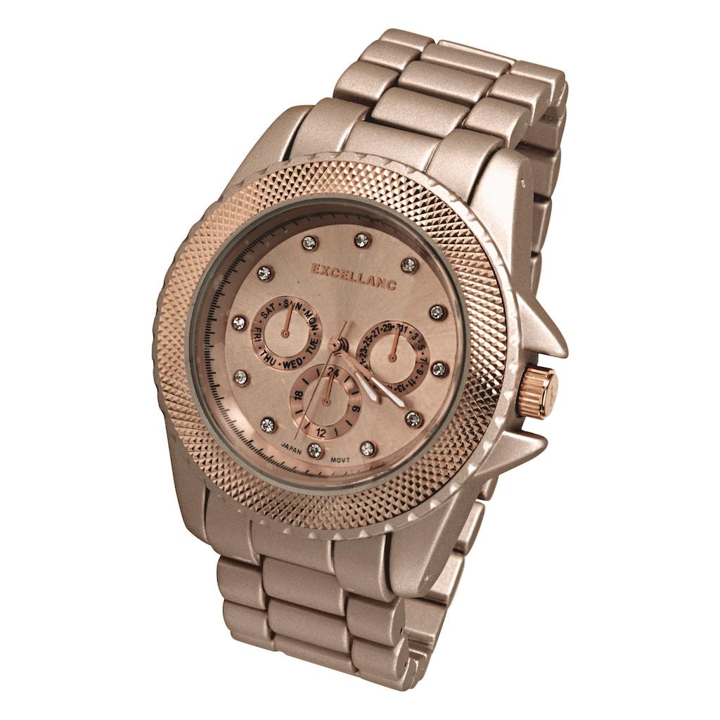Armbanduhr in sportlicher Optik