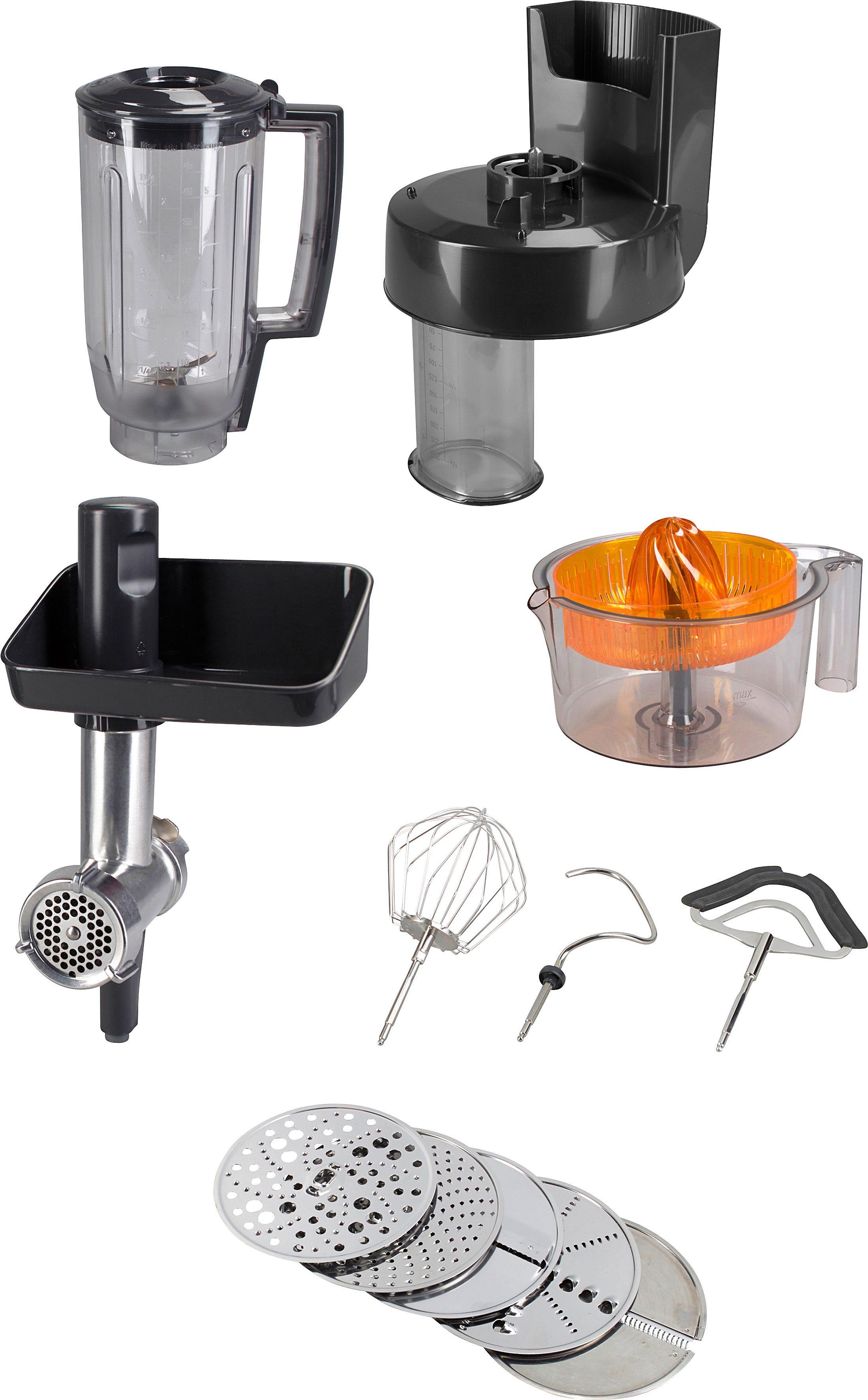Kuchenmaschine Bosch Mum 57860 900w Ebay