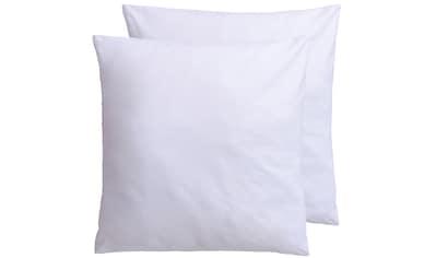 Microfaserkissen, »Kissenparade«, f.a.n. Frankenstolz, Bezug: 100% Baumwolle, (2 - tlg.) kaufen