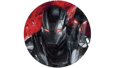Komar Fototapete »Avengers Painting War-Machine«, bedruckt-Comic-Retro-mehrfarbig,... kaufen