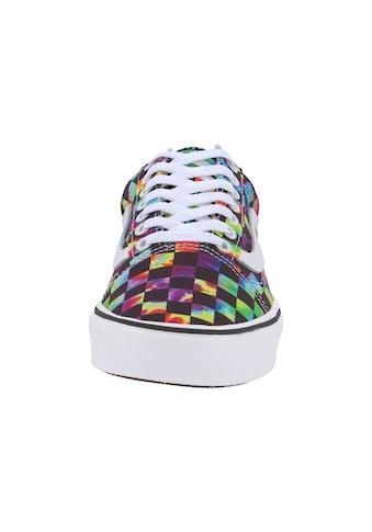 Vans Sneaker »Checkerboard ComfyCush Old Skool« kaufen