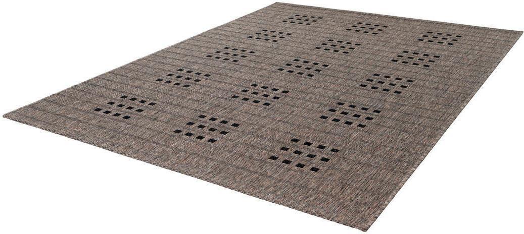 Teppich Sunset 606 LALEE rechteckig Höhe 5 mm maschinell gewebt