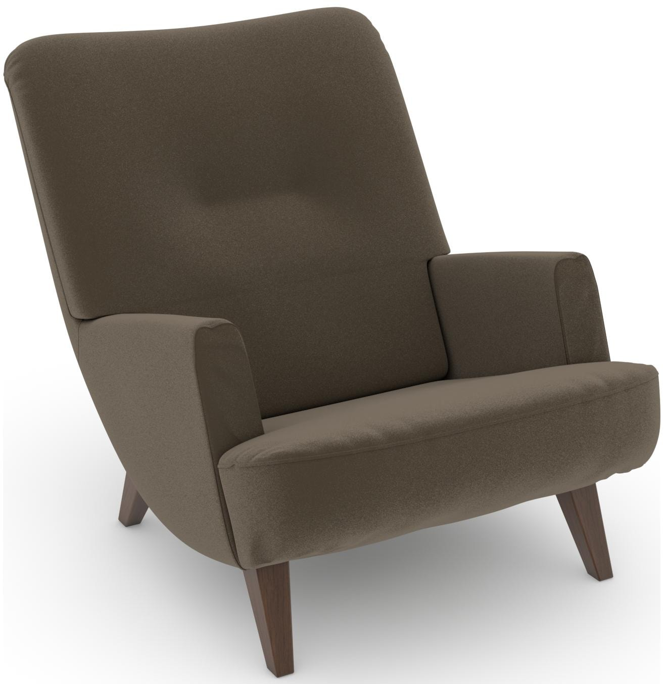 Max Winzer Loungesessel build-a-chair Borano