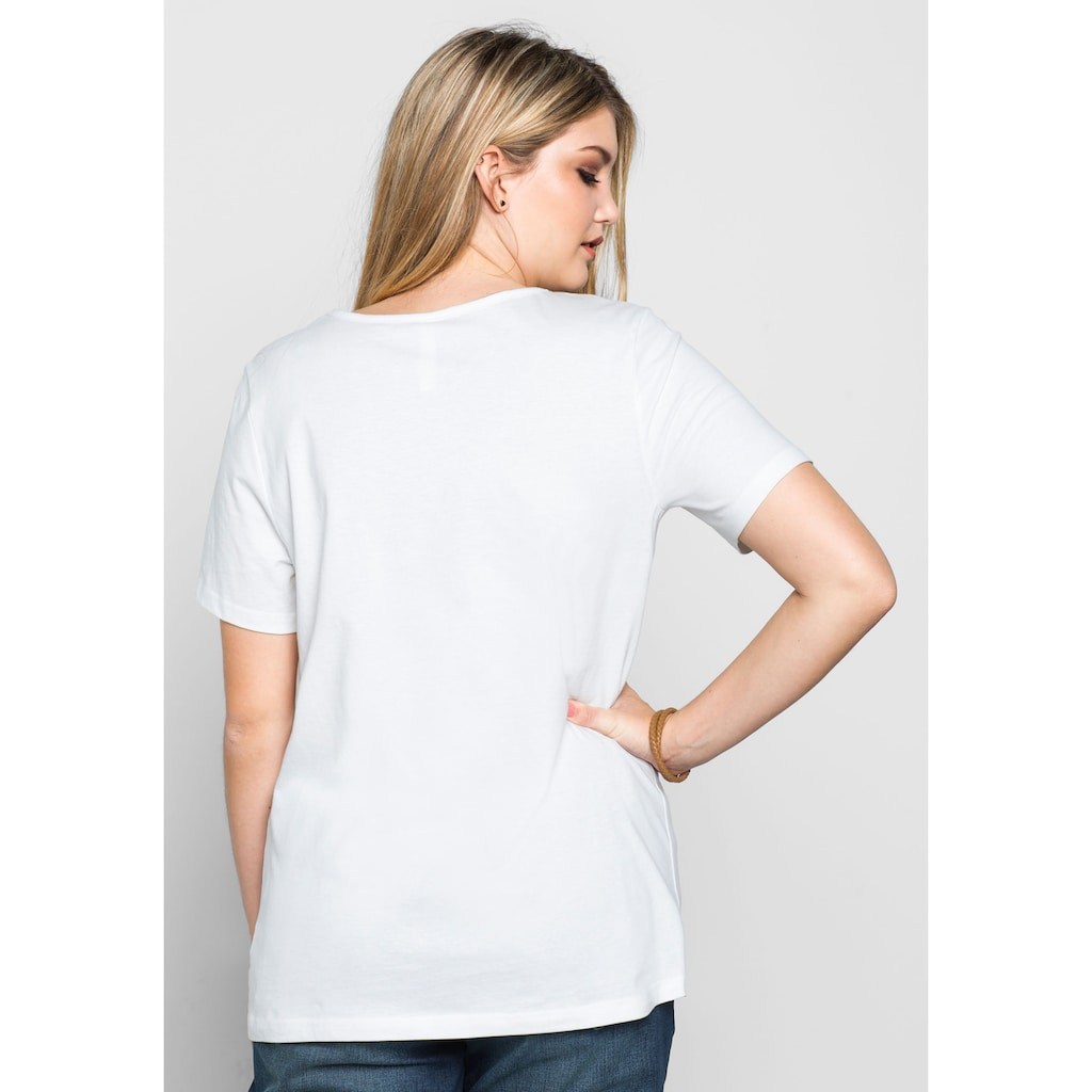 Sheego T-Shirt, ;