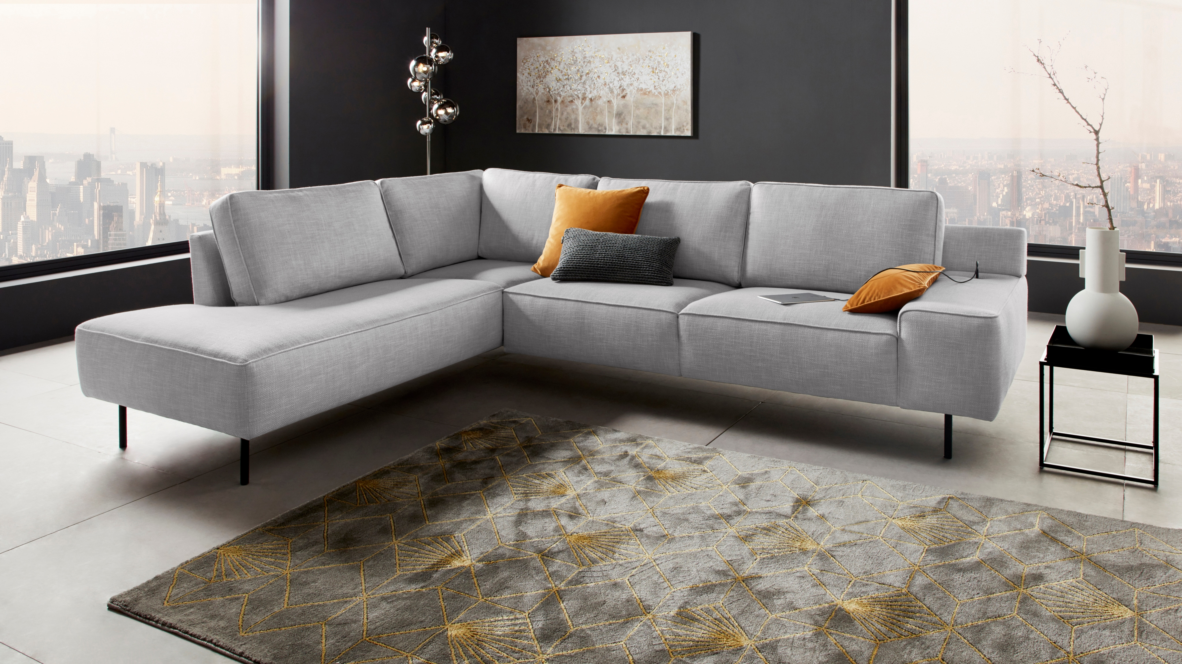 Places of Style Ecksofa Roslyn