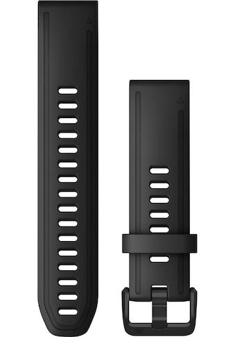 Garmin Smartwatch-Armband »Ersatzarmband QuickFit 20 mm Silikon« kaufen