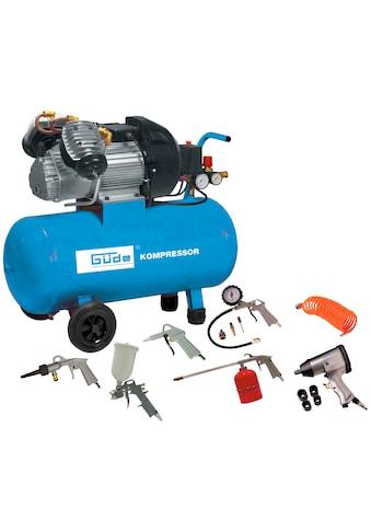 Güde Kompressor »Set 400/10/50 DG« kaufen