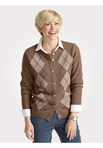 Mona Strickjacke aus reiner Schurwolle kaufen