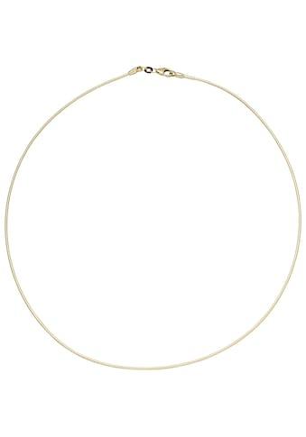 JOBO Halsreif, 585 Gold 45 cm 1,1 mm kaufen