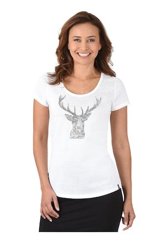 Trigema T-Shirt, Glitzer-Hirsch kaufen