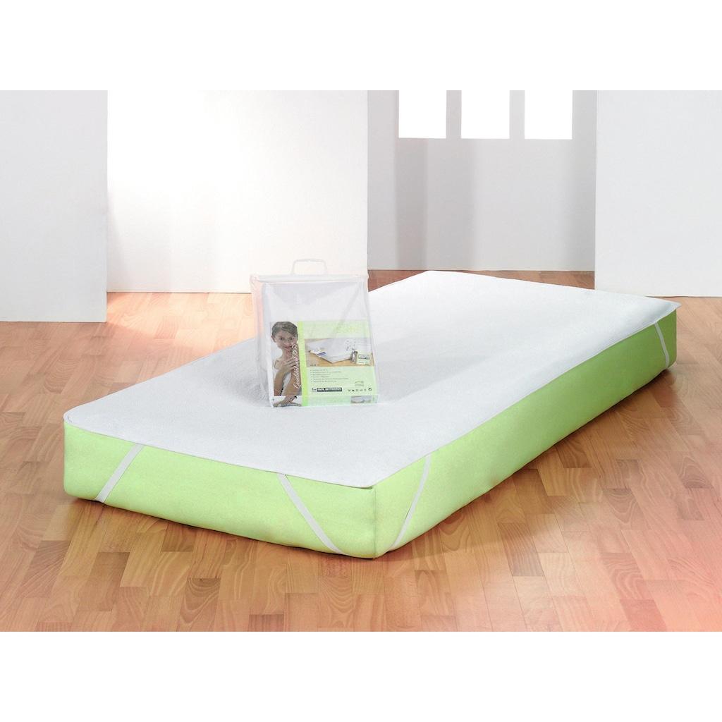 f.a.n. Schlafkomfort Matratzenschutzbezug »Safe«, Normal