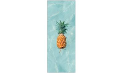 MYSPOTTI Duschrückwand »fresh F1 Happy Pineapple«, 100 x 255 cm kaufen