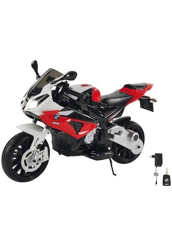 Jamara Elektro-Kindermotorrad »Motorrad BMW S1000 RR«, ab 3 Jahren, bis 35 kg, für Kinder ab 3 Jahre, 12 V kaufen