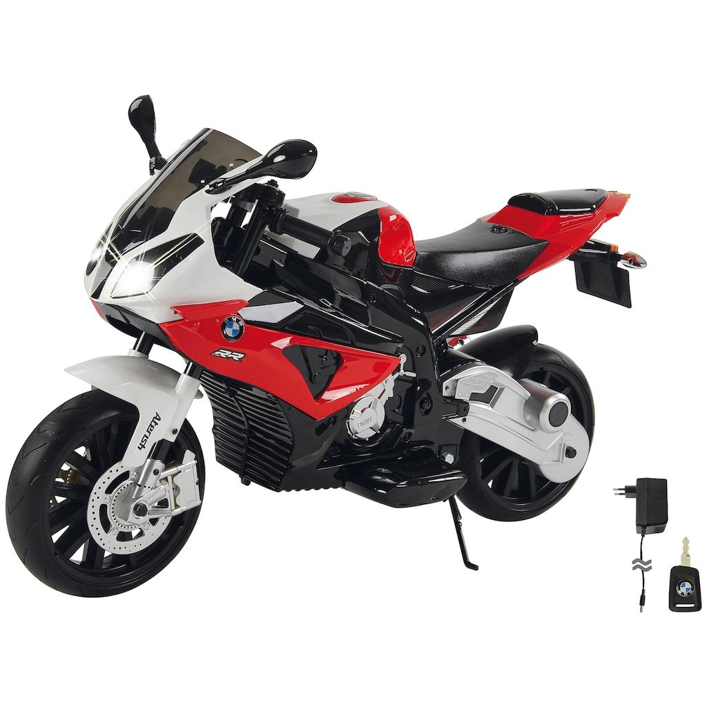 Jamara Elektro-Kindermotorrad »Motorrad BMW S1000 RR«, ab 3 Jahren, bis 35 kg, für Kinder ab 3 Jahre, 12 V