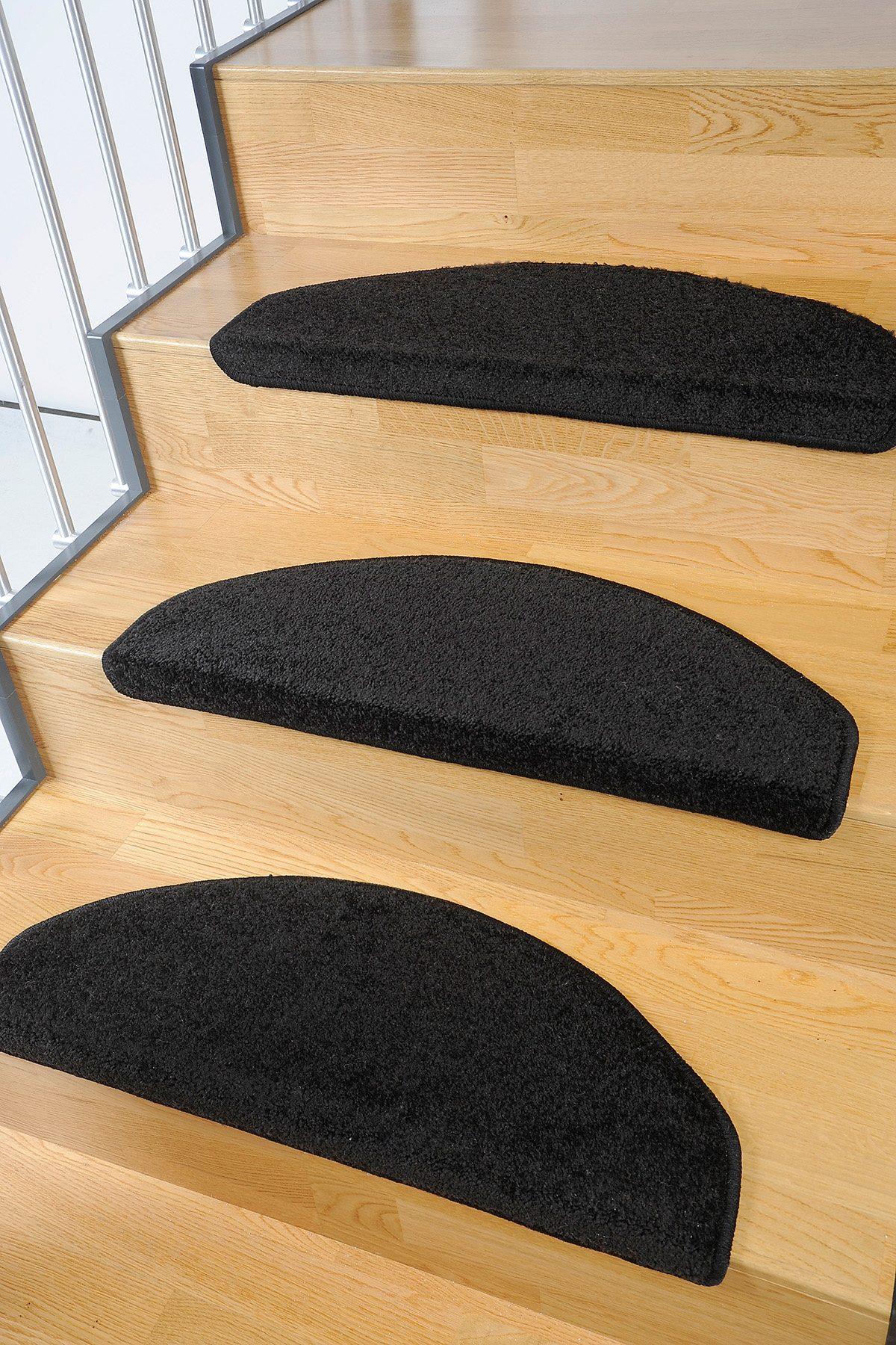 Stufenmatte Burbon Living Line stufenförmig Höhe 10 mm maschinell getuftet