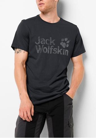 Jack Wolfskin T - Shirt »BRAND LOGO T M« kaufen