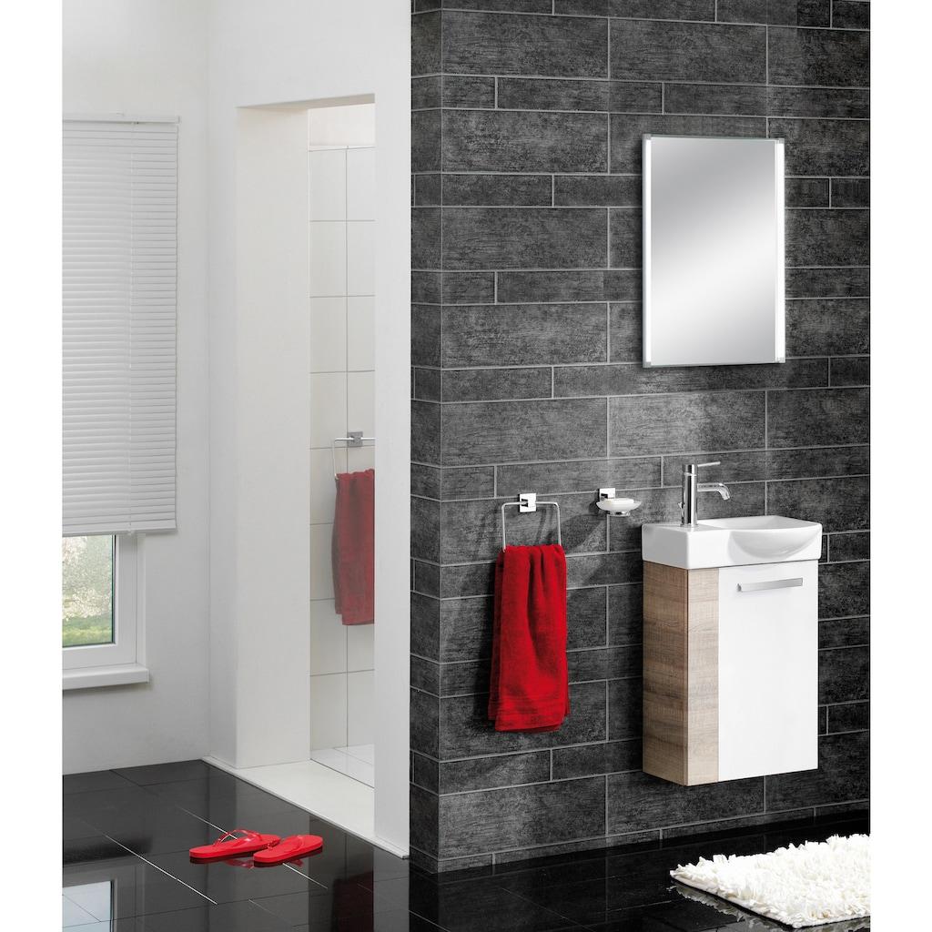 FACKELMANN Waschbecken »Gäste-WC«, Keramik, Breite 45 cm, für Gäste-WC