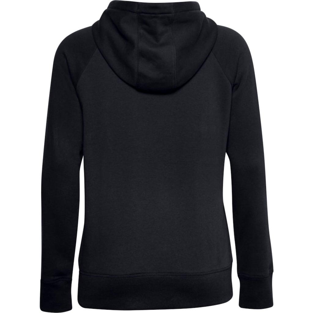 Under Armour® Kapuzensweatjacke »Rival Fleece Logo Hoodie«