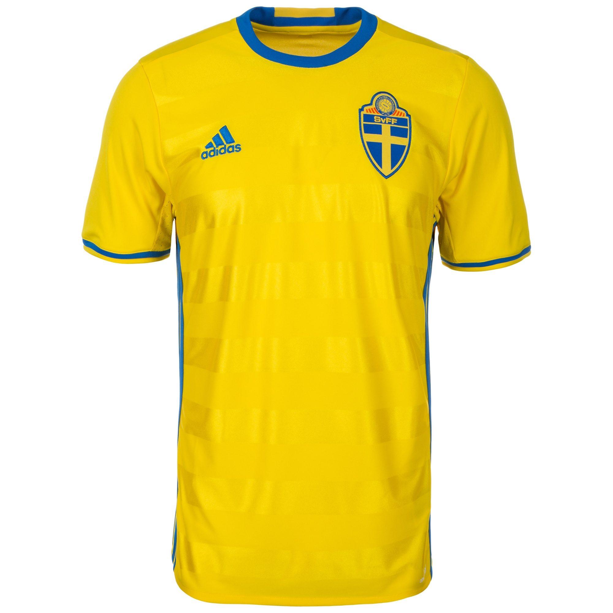 adidas Performance Schweden Trikot Home EM 2016 Herren Preisvergleich
