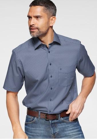 OLYMP Businesshemd »Comfort fit«, mit Minimalmuster kaufen