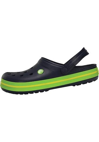 Crocs Arbeitshalbschuh »Crocband Clog marine«, Gr. 36  -  48 kaufen