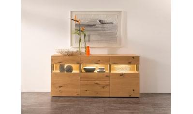 GWINNER Sideboard »ANZIO HOLZ 142«, Breite 195 cm kaufen