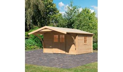 Karibu Gartenhaus, »Mühlheim 5«, (Set) kaufen
