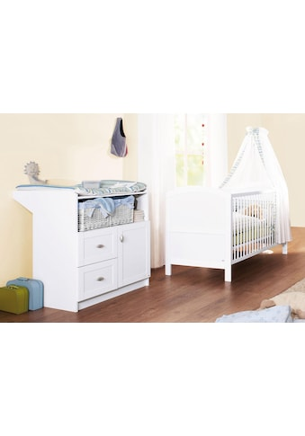 Pinolino® Babymöbel-Set »Laura«, (Spar-Set, 2 tlg.), Made in Germany kaufen