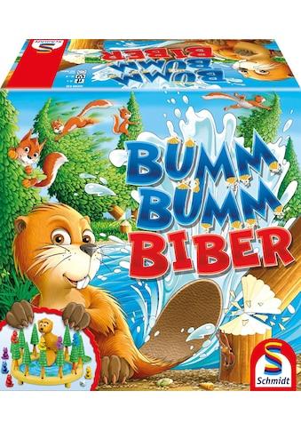 Schmidt Spiele Spiel »Bumm Bumm Biber« kaufen