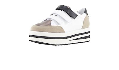 Sneaker mit Plateau - Sohle kaufen