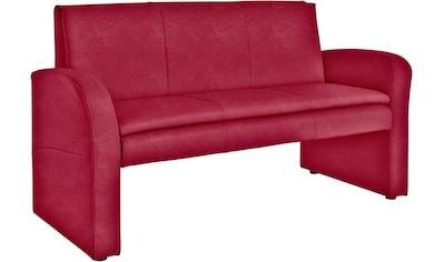 exxpo - sofa fashion Polsterbank, mit Rückenlehne kaufen