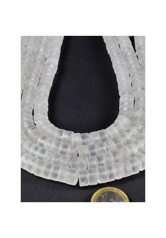 Adelia´s Kette ohne Anhänger »Bergkristall Edelstein Stein Strang ohne Schließe 40 cm« kaufen