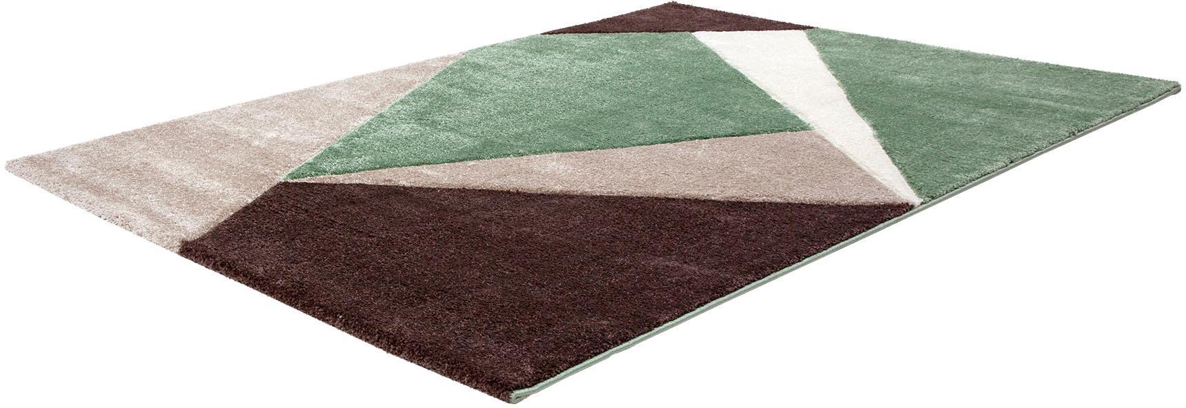 Teppich My Broadway 286 Obsession rechteckig Höhe 25 mm maschinell gewebt