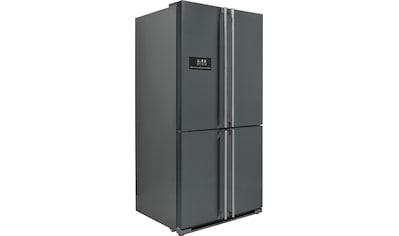 Side By Side Kühlschrank Ohne Wasseranschluss : Side by side kühlschrank auf rechnung raten kaufen