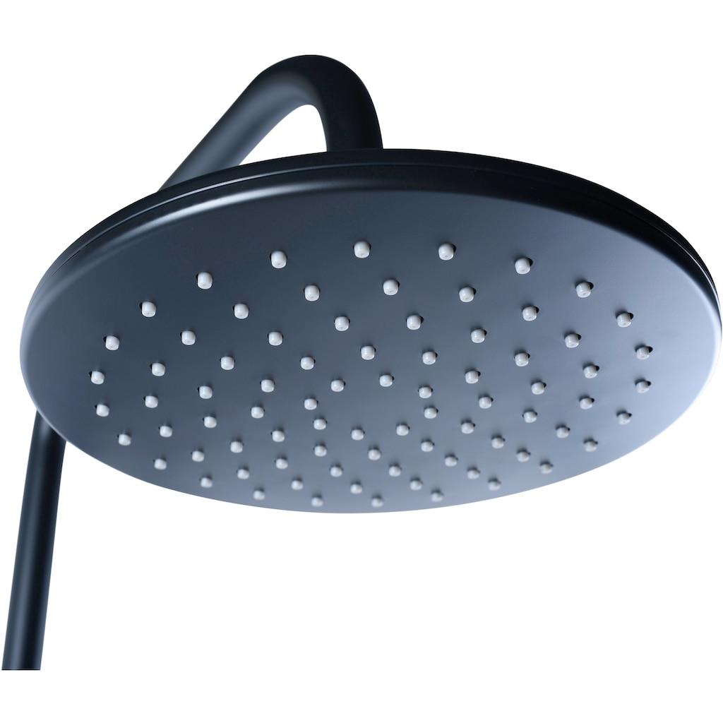 CORNAT Duschsystem, für Durchlauferhitzer geeignet