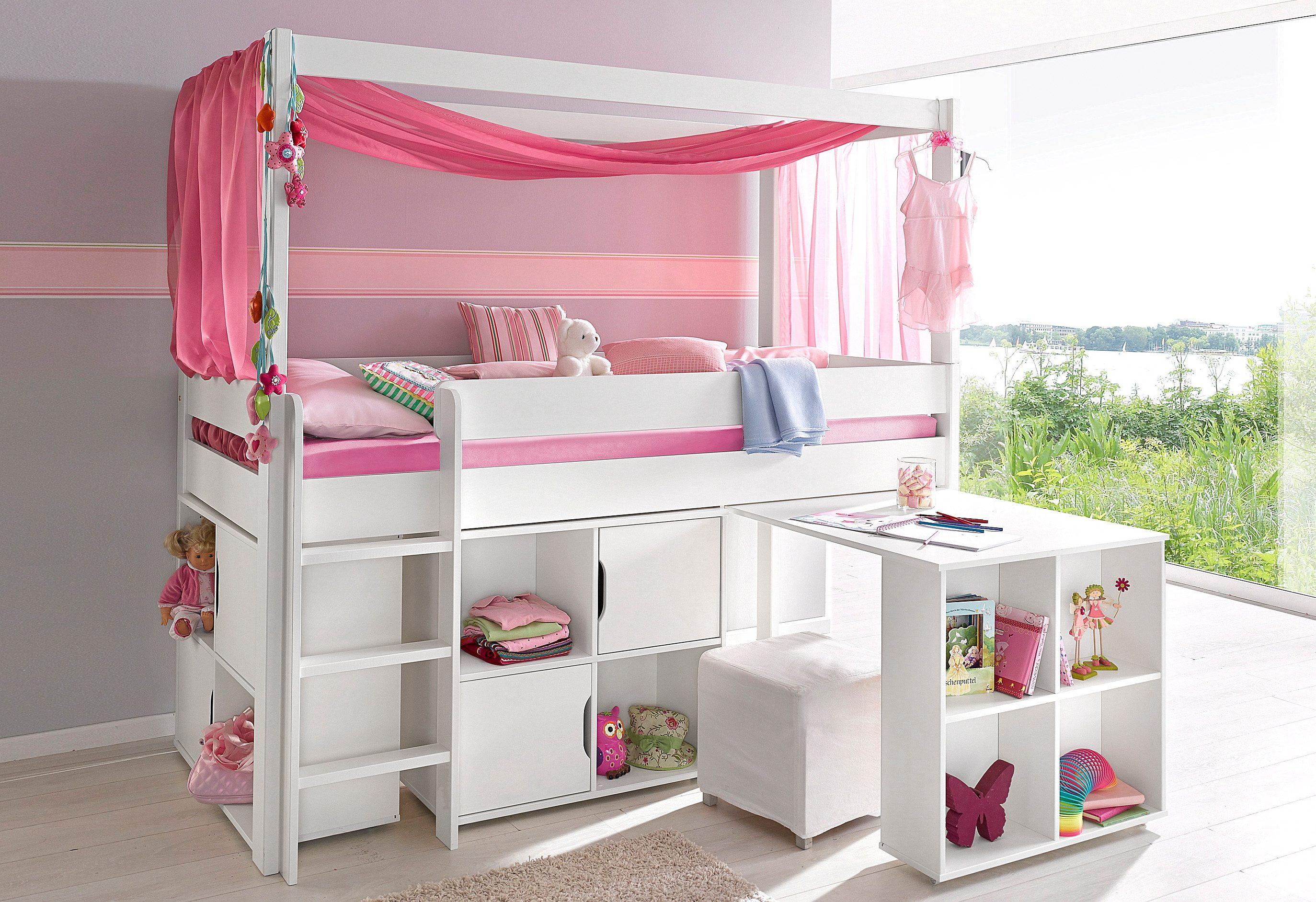 Hochbett Wohnen/Möbel/Betten/Kinderbetten/Hochbetten