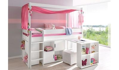 Puppen Etagenbett Mit Rutsche : Kinderhochbetten online auf rechnung kaufen baur