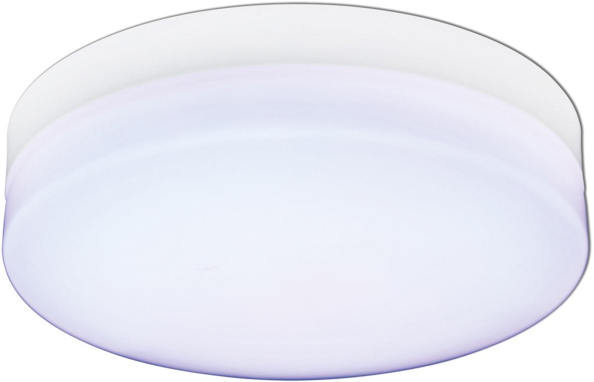 näve LED Deckenleuchte Cool, Warmweiß-Kaltweiß, mit RGB-Farbwechsler