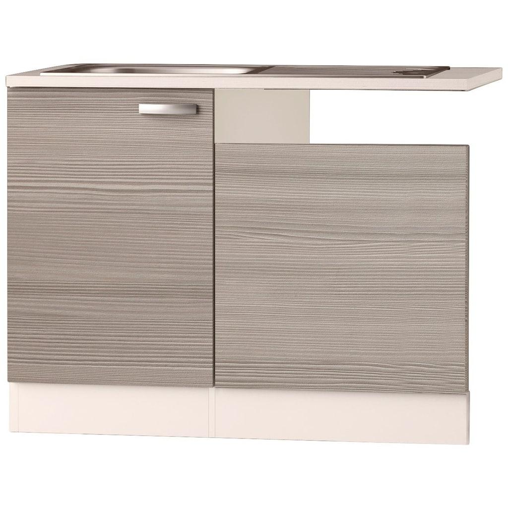 OPTIFIT Spülenschrank »Vigo«, Breite 110 cm