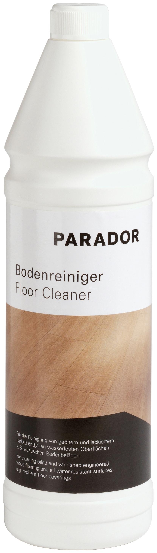 PARADOR Fussbodenreiniger, für geölte und lackierte Parkettböden farblos Reinigungsmittel Reinigungsgeräte Küche Ordnung Fussbodenreiniger
