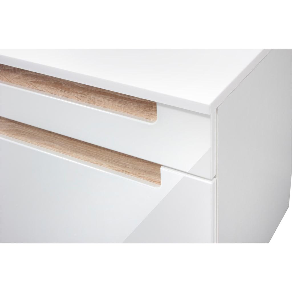 HELD MÖBEL Waschtisch »Siena«, Breite 80 cm