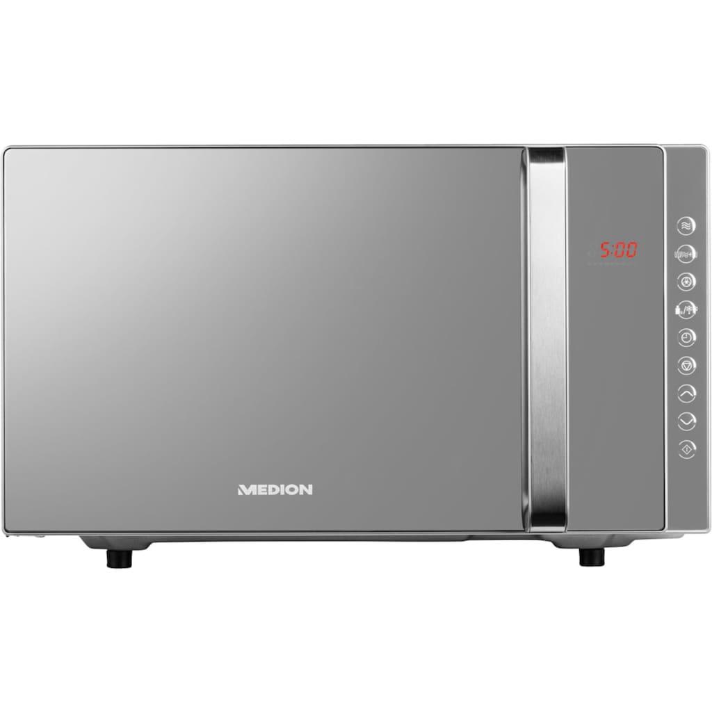 Medion® Mikrowelle »MD 17495«, Grill und Heißluft, 800 W, 4 Kombinationsmöglichkeiten